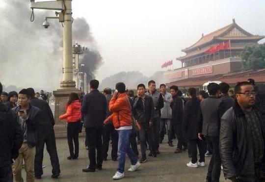 Trung Quốc thời gian tới có thể gia tăng bất ổn vì Nhà nước Hồi giáo. Ảnh: Reuters