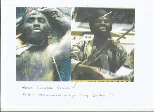 Bức ảnh chứng minh Mohammed Bashir (được cho là Abubakar Shekau ) bị giết chết trong tháng 9. Ảnh: Daily Post