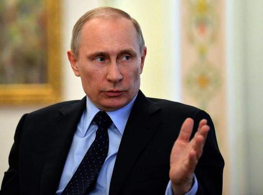 Tổng thống Putin đang bị Lầu Năm Góc