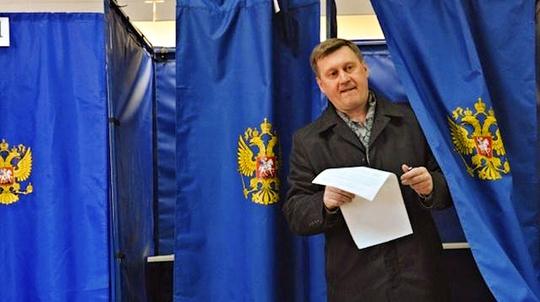 Thị trưởng mới của thành phố Anatoly Lokot, ông Novosibirsk. Ảnh: Wordpress