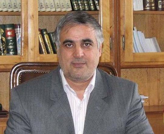 Tỉ phú Iran Mahafarid Amir Khosravi. Ảnh: Enational