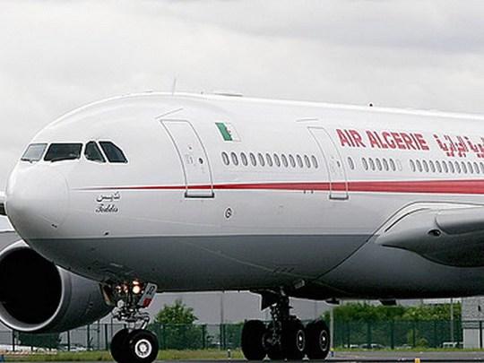Một chiếc máy bay của hãng Air Algerie. Ảnh: Dnaindia.com