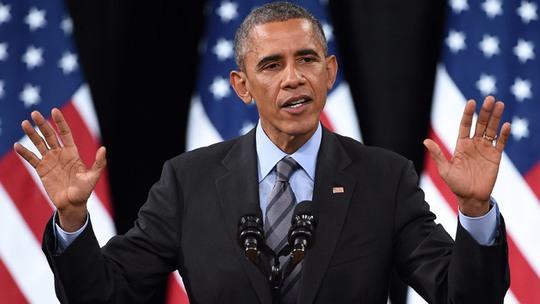 Tổng thống Obama cho phép lính Mỹ thực hiện Không kích chống Taliban