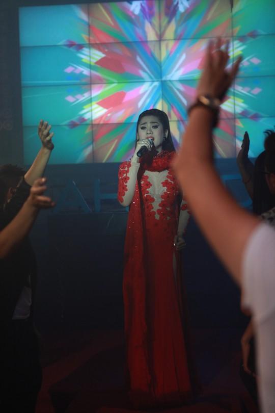 Lâm Chi Khanh trong phim Trở về 3