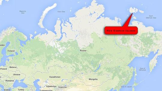 Nga phái tàu lớn tới khôi phục căn cứ tại Bắc Cực