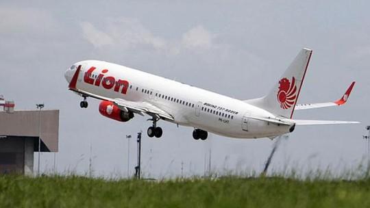 Một máy bay của hãng Lion Air. Ảnh: Bloomberg