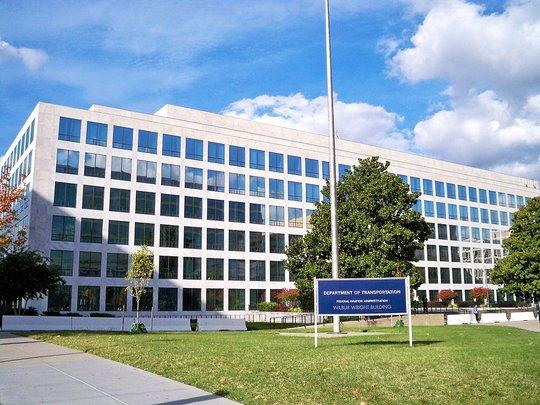 Trụ sở FAA ở Washington - Mỹ. Ảnh: Wikipedia