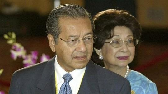 Cựu Thủ tướng Malaysia Mahathir Mohamad. Ảnh: Reuters