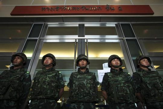 Quân đội Thái Lan đã tiến hành thành công 11 cuộc đảo chính kể từ cuối năm 1932. Ảnh: Bangkok Post