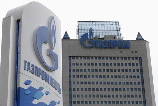 Gazprom sẽ đảm nhận việc xây dựng đường ống dẫn khí sang Trung Quốc. Ảnh: Reuters