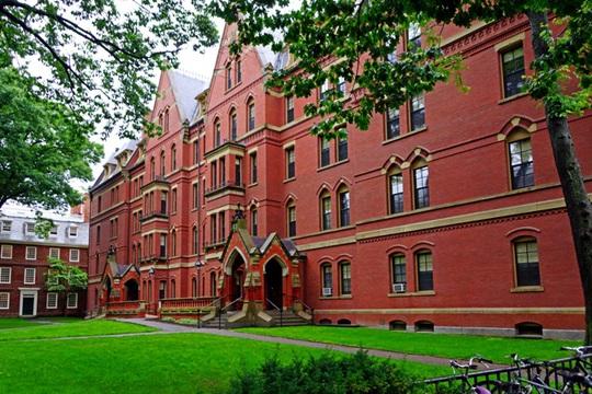 Đại học Harvard ở bang Massachusetts – Mỹ. Ảnh: In Genius Prep