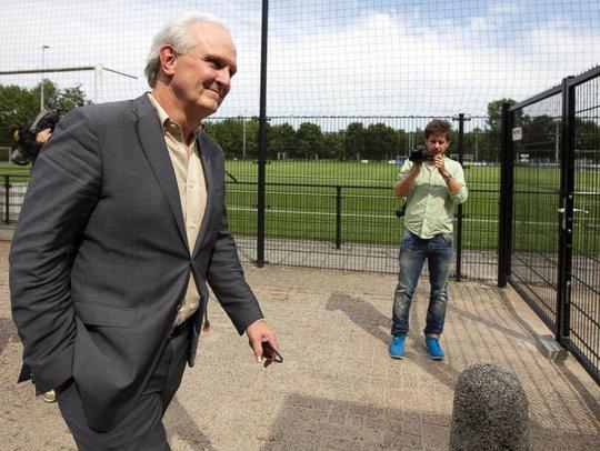 Thị trưởng Pieter Broertjes. Ảnh: AP