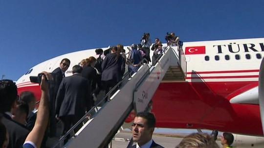 Thổ Nhĩ Kỳ giải cứu thành công 49 con tin bị IS bắt cóc. Ảnh: BBC