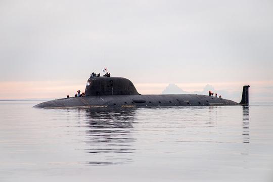 Tàu ngầm tấn công hạt nhân K-560 Severodvinsk. Ảnh: sevmash.ru