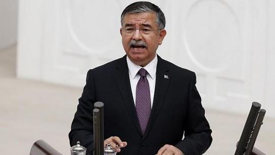 Bộ trưởng Quốc phòng Thổ Nhĩ Kỳ Ismet Yilmaz. Ảnh: Reuters