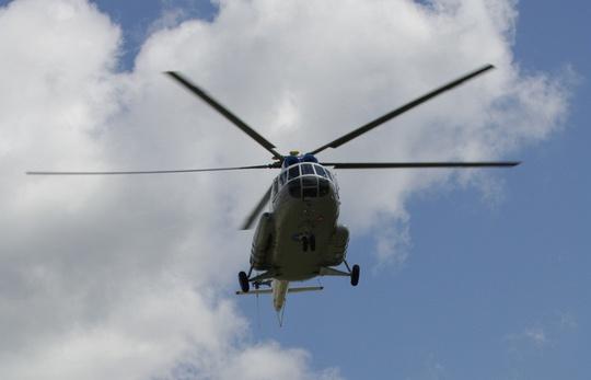 Trực thăng vận tải Mi-8. Ảnh: ITAR-TASS