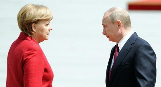 Đức: Tổng thống Nga Putin chấp nhận đối thoại với Ukraine