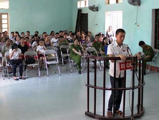Với hành động ngang ngược, manh động của mình Trần Quang Độ đã phải trả giá bằng 15 tháng tù giam. Ảnh Lê Duẩn
