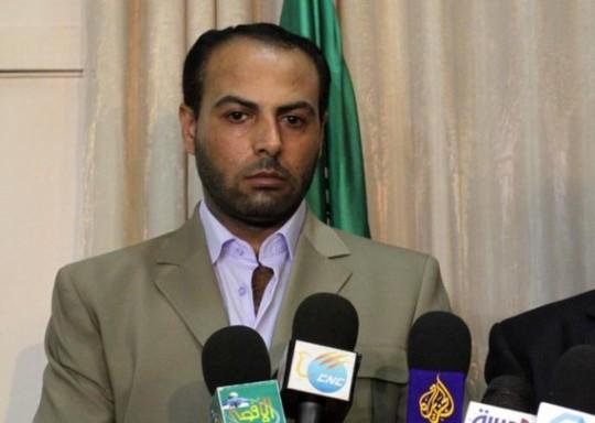 Cựu phát ngôn viên phong trào Hamas Ayman Taha bị xử tử hôm 4-8 vì nghi làm gián điệp cho Ai Cập. Ảnh: 3rabmirror