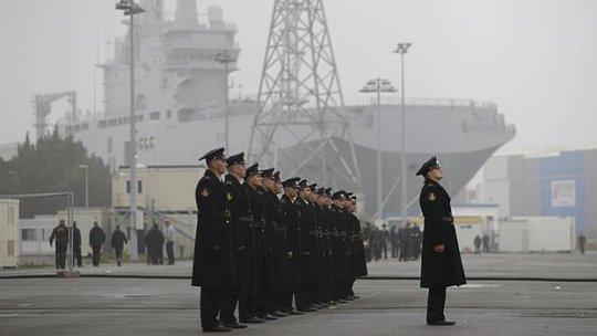 Nga tuyên bố sẽ thực hiện hơn 4.000 cuộc tập trận vào năm 2015. Ảnh: Reuters