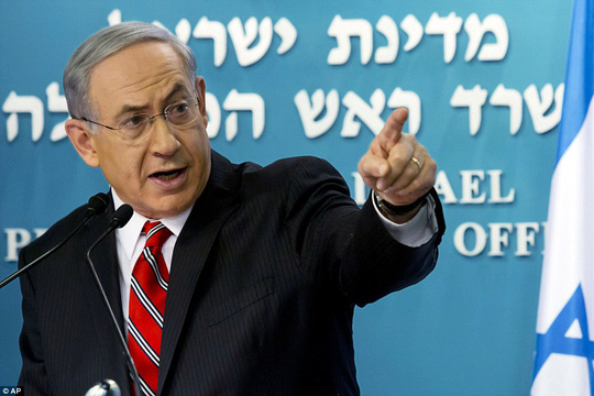 Disappointment: Israeli Prime Minister Benjamin Netanyahu faced calls to resign amid strong criticism in his countrys newspapers this morning over what was widely seen as a failure to destroy militant group Hamas. It was argued by Israels leading commentators that Netanyahu had made his country look weak
