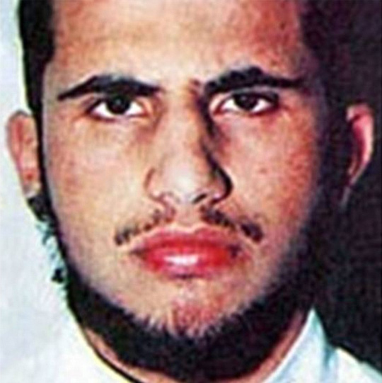 Jihadists reacted to the first wave airstrikes by claiming the Khorasan groups leader - former Osama Bin Laden cohort Muhsin al-Fadhli (pictured) had been killed. This news could not immediately be independently verified and could simply be a ploy to buy the 1,000 member terror cell time to regroup