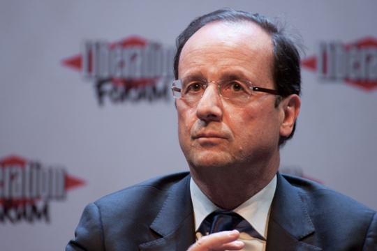 Tổng thống Pháp Francois Hollande đã gửi Bộ trưởng Giáo dục Benoit Hamon đến giải quyết vụ giáo viên bị đâm chết hôm 4-7. Ảnh: Wikimedia