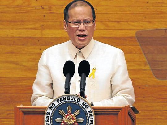 Tổng thống Philippines Benigno Aquino III. Ảnh: Inquirer