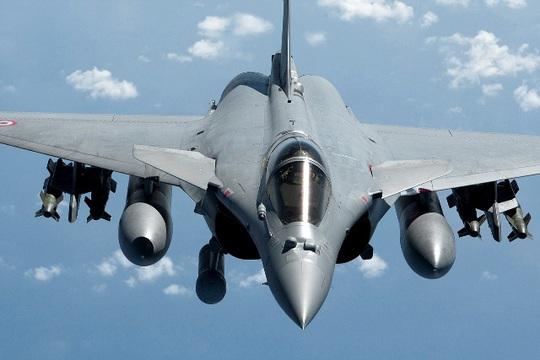 Máy bay chiến đấu Dassault Rafale của Pháp. Ảnh: Rafale News
