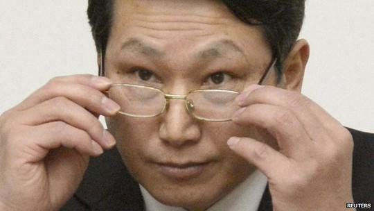 Ông Kim Jong-uk. Ảnh: Reuters