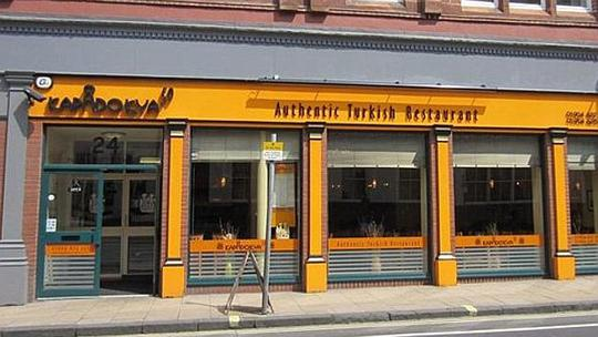 Nhà hàng Thổ Nhĩ Kỳ Kapadokya, nơi người quản lý mất toi số 1 triệu USD tiền trúng số độc đắc. Ảnh: News.com.au
