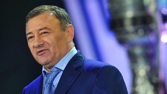 Tỉ phú Arkady Rotenberg khá thân với Tổng thống Nga Vladimir Putin. Ảnh: RIA Novosti