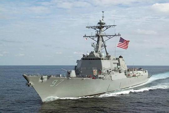 USS Halsey (ddg97)
