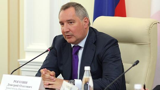 Phó Thủ tướng Nga Dmitry Rogozin. Ảnh: RIA Novosti