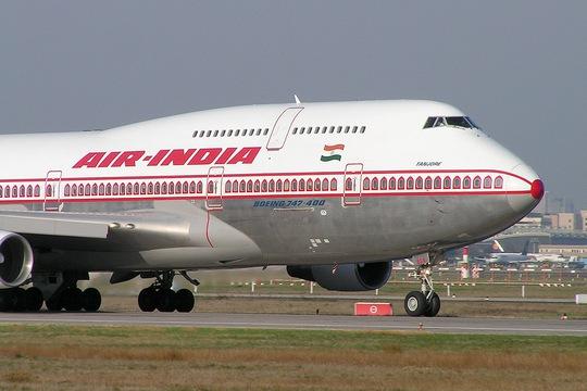 Một máy bay của Air India hạ cánh khẩn hôm 4-8 vì chuột. Ảnh: India Forensic