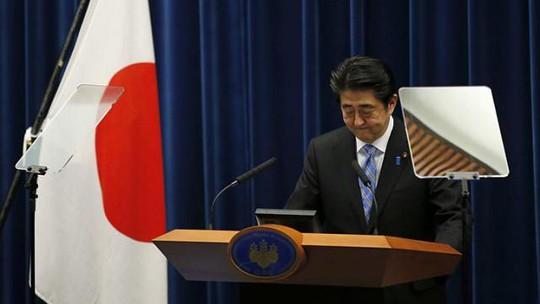 Thủ tướng Nhật kêu gọi bầu cử sớm hơn 2 năm so với dự kiến