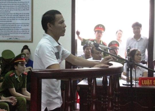 Khi tòa tuyên án tử Nguyễn Ngọc Hưng đã đập đầu vào tường đòi tự tử