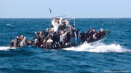 Cyprus giải cứu 300 người gặp nạn. Ảnh: Zum Apress