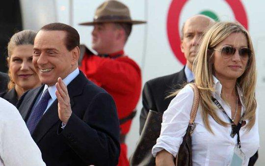 Federica Gagliardi: la dama bianca di Silvio fermata con 24 kg di cocaina