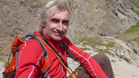 Herve Pierre Gourdel, 55 tuổi. Ảnh: Facebook