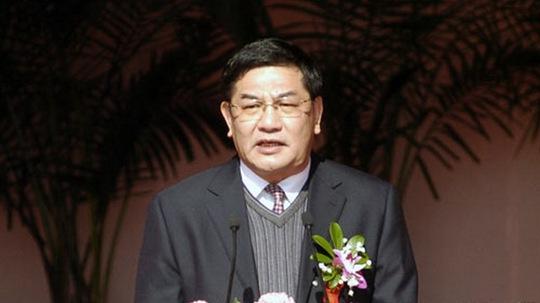 Lâm Phấn Cường, cựu giám đốc sở đường sắt thành phố Hồi Hột, thuộc khu tự trị Nội Mông Cổ. Ảnh: Tân Hoa xã