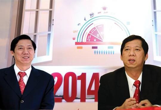 Cặp doanh nhân Trần Kim Thành - Trần Lệ Nguyên