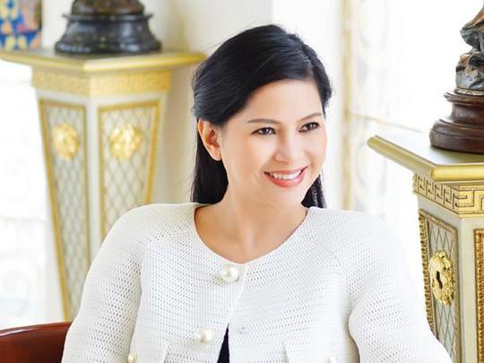 Bà Lê Hồng Thủy Tiên, Tổng giám đốc điều hành Imex Pan Pacific Group