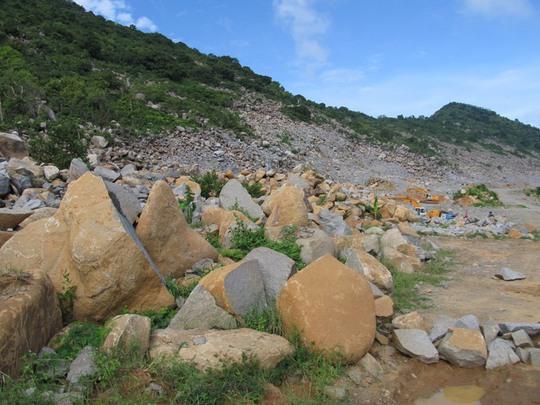 Khai thác khoáng sản trái phép ở khu di tích lịch sử núi Bà Đen bị xử lý nghiêm. (Ảnh minh hoạ)