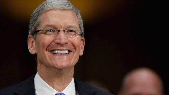 CEO Apple thừa nhận là người đồng tính