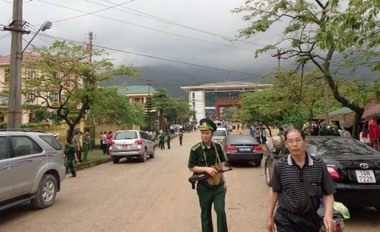 Cửa khẩu Bắc Phong Sinh sau vụ nổ súng kinh hoàng