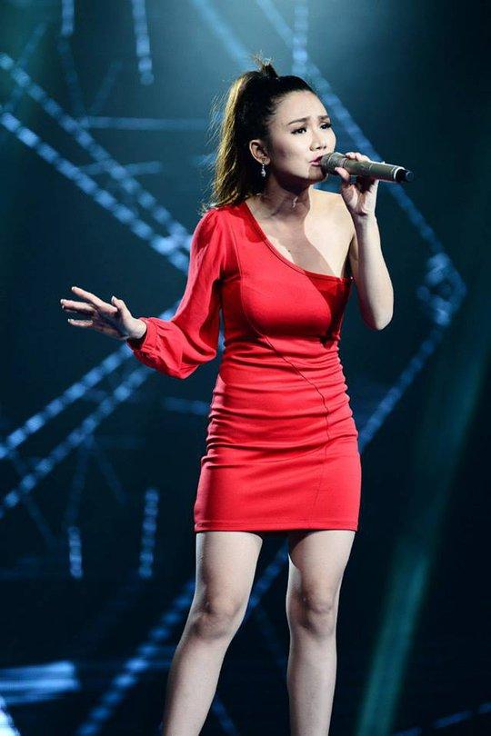Ca sĩ Anh Thúy gửi lời xin lỗi từ ban tổ chức và khán giả. Cô nói thêm mình bị tai nạn trước khi đến với cuộc thi. Tuy nhiên, việc lừa dối, xem thường khán giả cũng là điều khó cảm thông