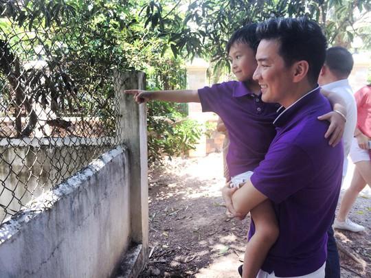 Đàm Vĩnh Hưng, Đoan Trang lần lượt khoe con