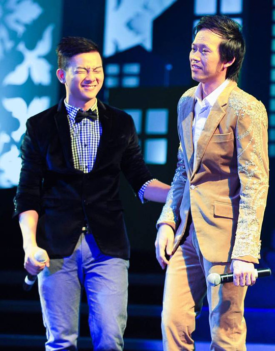 Hoài Lâm và Hoài Linh