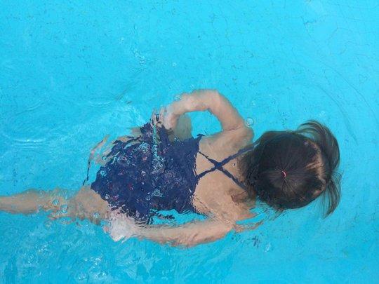 Và bơi được